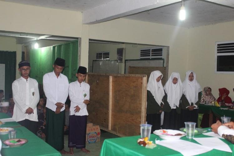 Madin Nurul Ulum Adakan Pemilihan Ketua OSIS Diniyyah