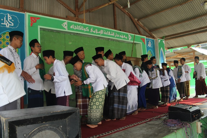 Sholat Idul Adha Pondok Pesantren Darusy Syafa'ah
