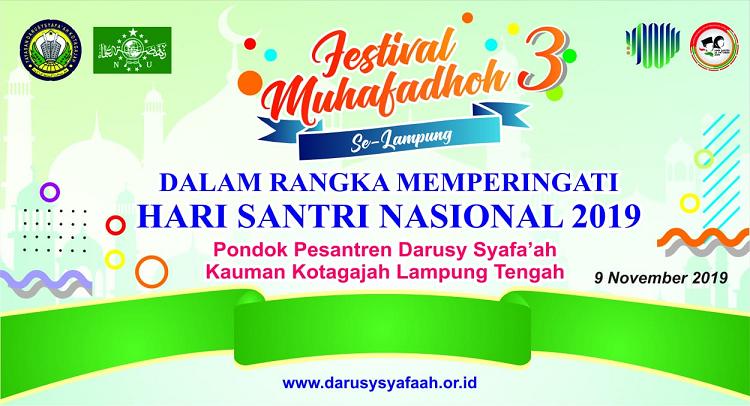 Festival muhafadzah selampung